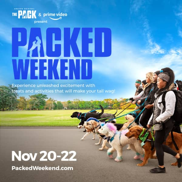 Amazon Packed Weekend Coverart